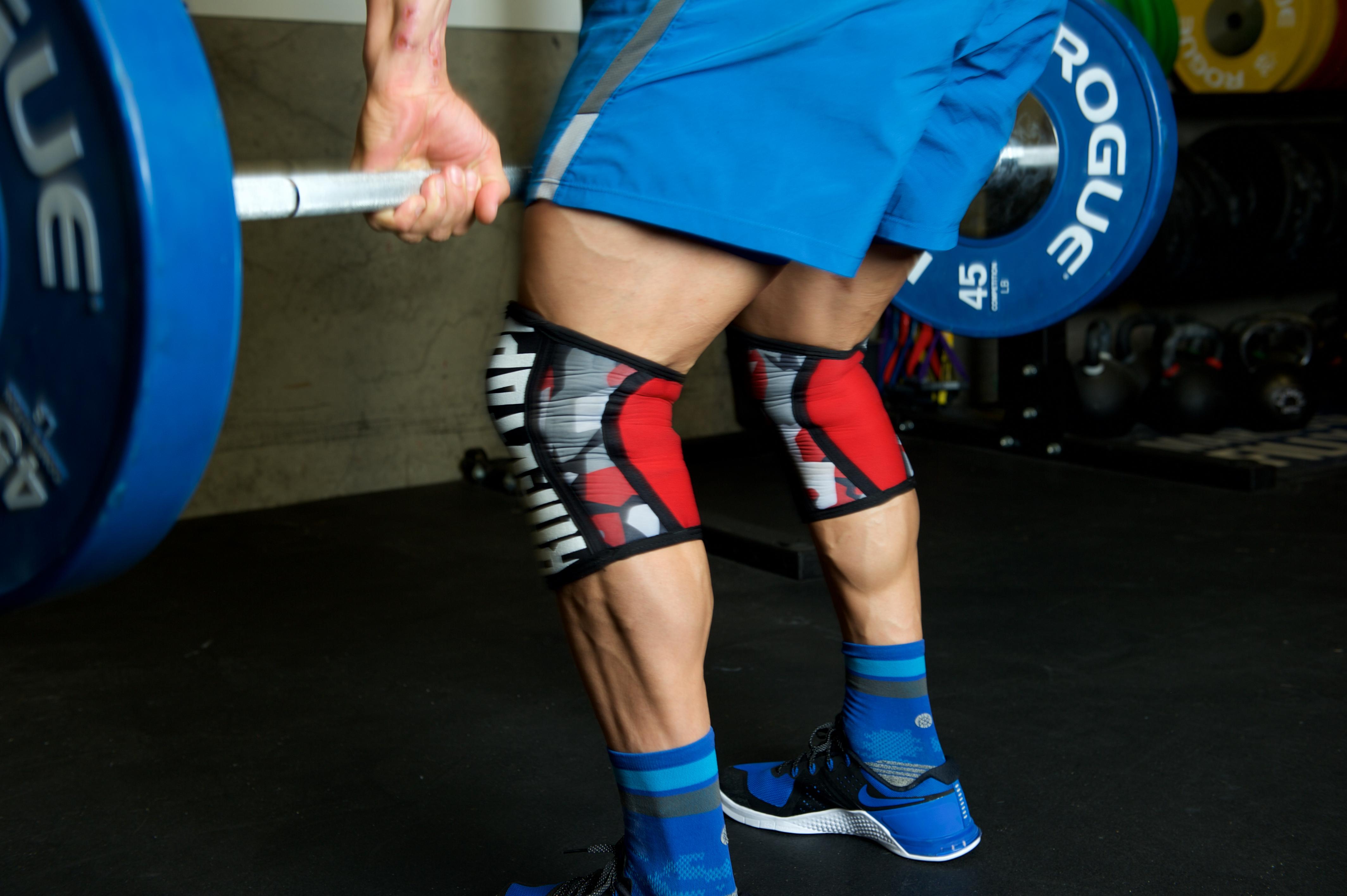 8161b7282d ... BAUERFEIND FITTERGEAR MCDAVID POWERDOT ROCKTAPE RUMBLE ROLLER SANCTBAND  SHOCK DOCTOR best knee brace for runner's knee ...