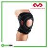 McDAVID 4192 Level 2 Knee Support Adjustable Double Wrap Frame Rehabzone Singapore