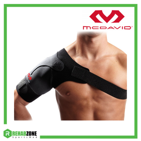McDAVID 463 Level 1 Shoulder Wrap Rehabzone Singapore