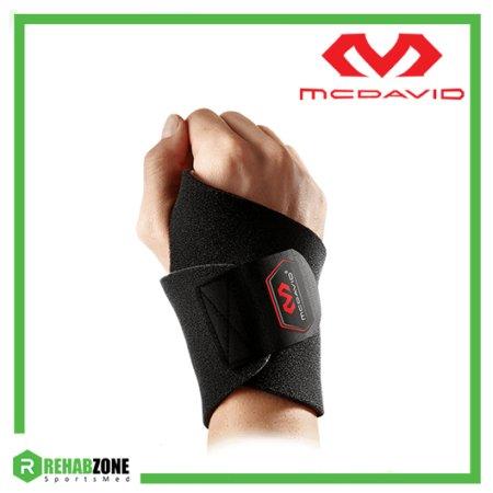 McDavid 451 Wrist Wrap Adjustable Frame Rehabzone SportsMed Singapore