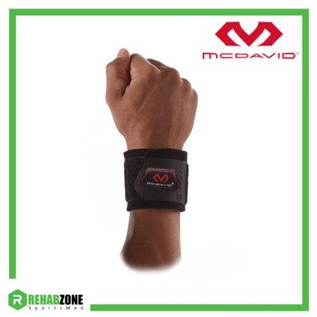 McDavid 452 Level 1 Wrist Strap Adjustable Frame Rehabzone Singapore