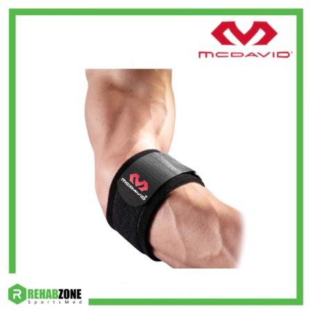 McDavid 486 Level 2 Elbow Strap Adjustable Frame Rehabzone Singapore