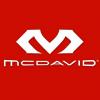 McDavid Logo Red Rehabzone Singapore