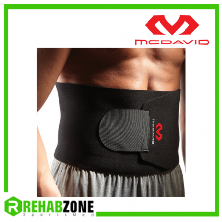 McDAVID 491 Level 1 Waist Trimmer Rehabzone Singapore