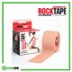RockTape 5cm x 5m Kinesiology Tape Beige Rehabzone Singapore
