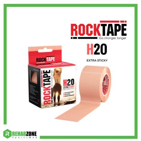 RockTape H2O 5x5 Beige Rehabzone Singapore