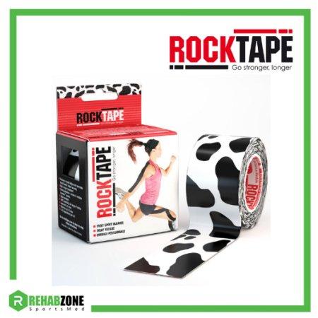 RockTape Kinesiology Tape 5cm x 5m Cow Frame Rehabzone Singapore