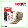 RockTape Kinesiology Tape 5cm x 5m Digital Camo Frame Rehabzone Singapore