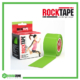 RockTape Kinesiology Tape 5cm x 5m Lime Frame Rehabzone Singapore