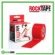 RockTape Kinesiology Tape 5cm x 5m Red Frame Rehabzone Singapore