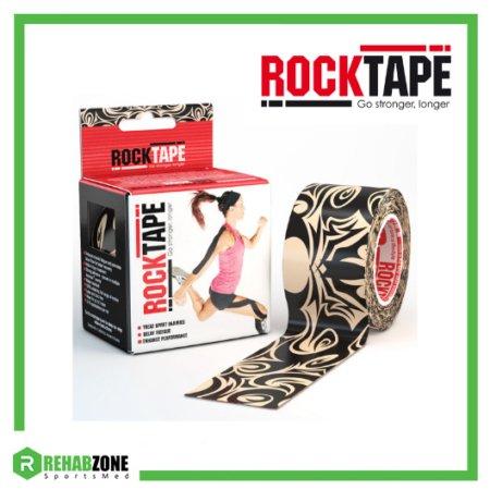 RockTape Kinesiology Tape 5cm x 5m Tattoo Frame Rehabzone Singapore
