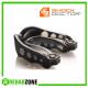 SHOCK DOCTOR® Gel Max 6113 Mouthguard Black Rehabzone Singapore