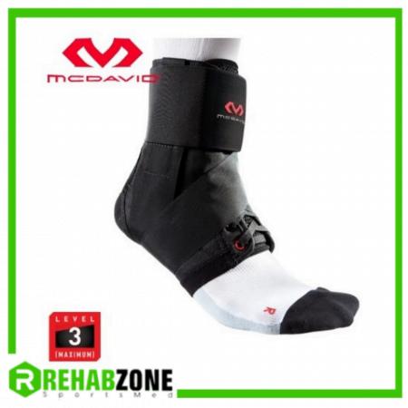 McDAVID 195 Level 3 Ankle Brace w/ straps Rehabzone Singapore