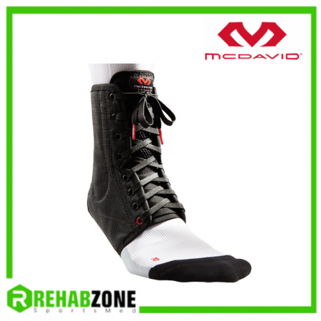 McDAVID 199 Level 3 Ankle Brace/Lace-Up w/Stays Rehabzone Singapore