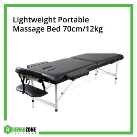Lightweight Portable Massage Bed 70cm 12kg Rehabzone Singapore