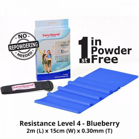 Sanctband Resistive Band Blueberry
