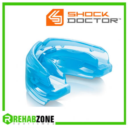 Shock Doctor Double Braces Blue Rehabzone Singapore