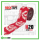 RockTape H2O Kinesiology Tape 5cm x 5m Red Lion Frame Rehabzone Singapore