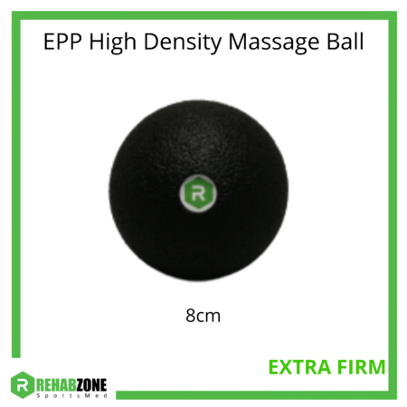 Rehabzone EPP High Density Massage Ball 8cm Frame Rehabzone Singapore