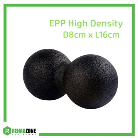 Rehabzone EPP High Density Peanut Roller 16cm 8cm Rehabzone Singapore