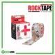 RockTape Rx Kinesiology Tape 5cm x 5m Animals Frame Rehabzone Singapore