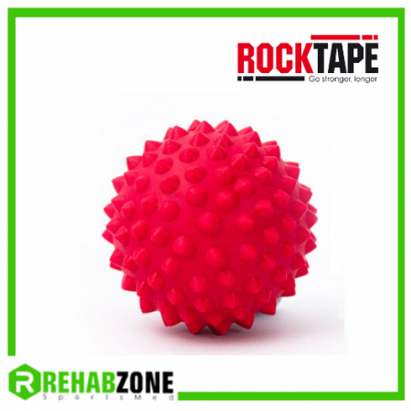RockBall Spike Massage Ball (Rigid) Rehabzone Singapore