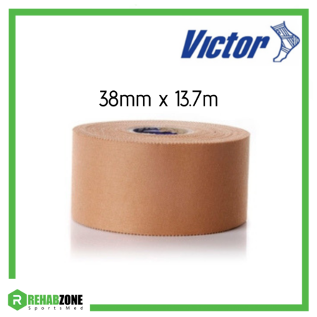 Victor 38mm x 13.7m Professional Rigid Strapping Tape Frame Rehabzone Singapore
