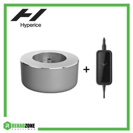 Hypervolt Charging Base w Charger Frame Rehabzone Singapore