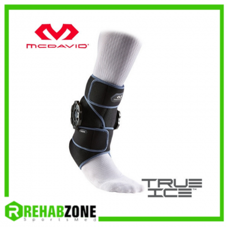 McDAVID 232 True Ice™ Therapy Ankle Wrap Rehabzone Singapore