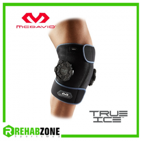 McDAVID 231 True Ice™ Therapy Knee/Leg Wrap Rehabzone Singapore