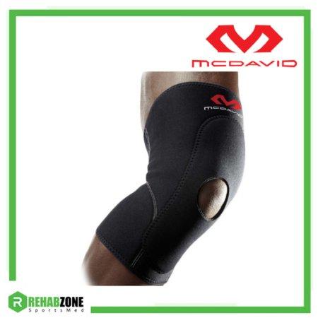 McDavid 402 Level 1 Knee Support w Open Patella Frame Rehabzone Singapore