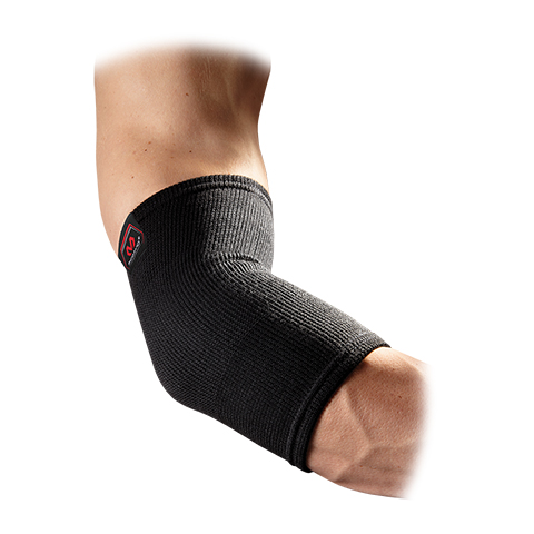 McDavid 482 Elbow Sleeve Support Protective Level 1 Black New