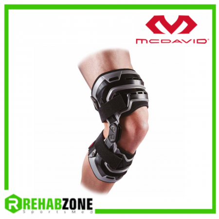 McDAVID 4200 Level 3 Bio-Logix Knee Brace Rehabzone Singapore