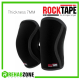 Assassins® 7mm Knee Sleeves by ROCKTAPE® /Black Rehabzone Singapore