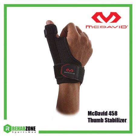 McDavid 458 Thumb Stabilizer Rehabzone Singapore