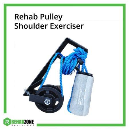 Rehabzone Rehab Pulley Shoulder Exerciser Frame Rehabzone Singapore