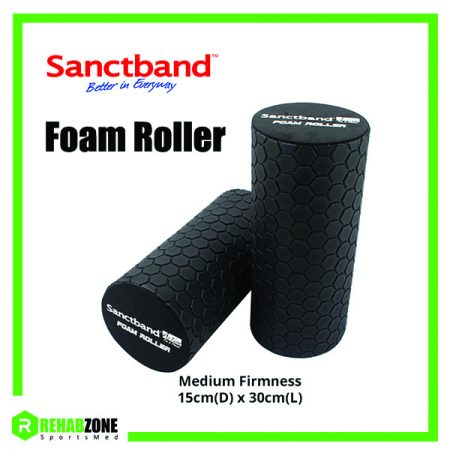 Sanctband Active Foam Roller Rehabzone Singapore