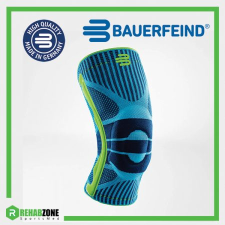 Bauerfeind Sports Knee Support Rivera Main Rehabzone Singapore