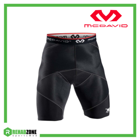 McDavid 8200 Cross Compression Short w hip spica Rehabzone Singapore