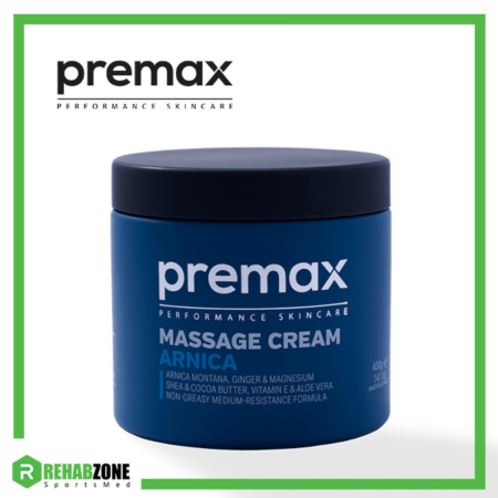 Premax Arnica Massage Cream 400g Rehabzone Singapore