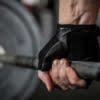 Harbinger Men's Power Gloves Reverse (Black) Lifestyle 1 Rehabzone Singapore
