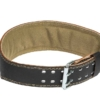 Harbinger 4 Inch Padded Leather Belt Front Rehabzone Singapore