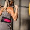 Harbinger 5 Inch Women Foam Core Belt Lifestyle 2 Rehabzone Singapore