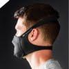 McDavid Sports Face Mask (Black) Lifestyle Rehabzone Singapore