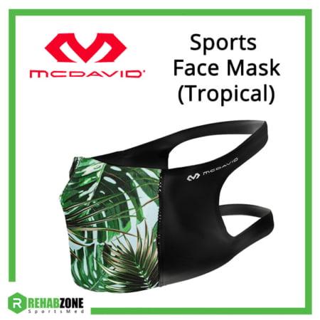McDavid Sports Face Mask (Tropical) Frame Rehabzone Singapore