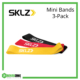 SKLZ Mini Bands 3-Pack Frame Rehabzone Singapore