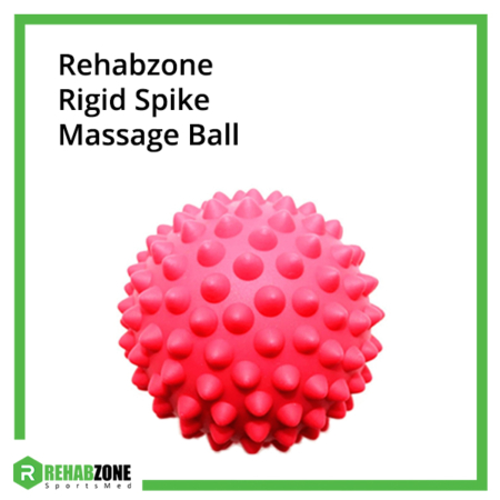 Rehabzone Rigid Spike Massage Ball Frame Rehabzone Singapore