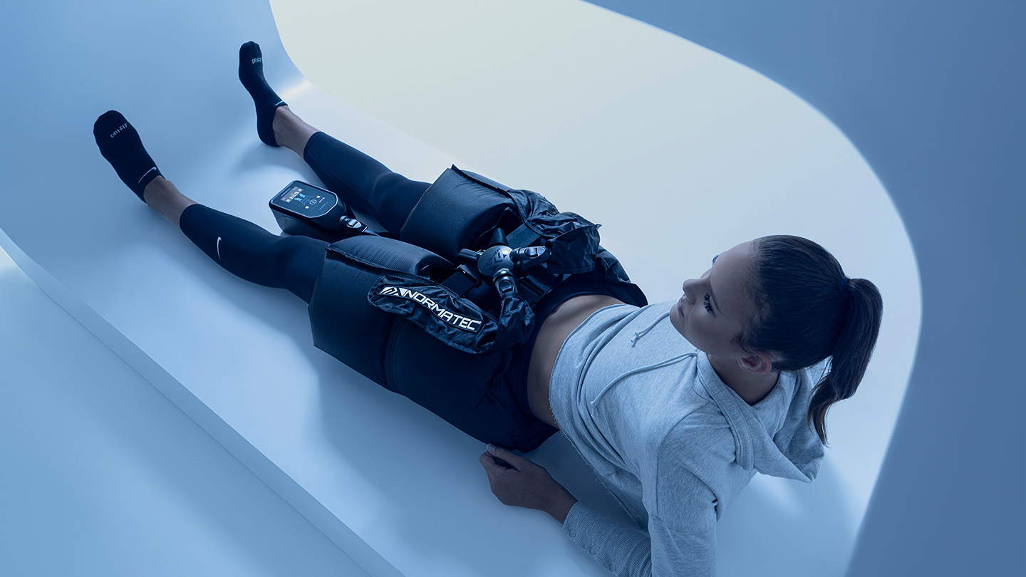 Normatec Hip Attachment Lifestyle Rehabzone Singapore