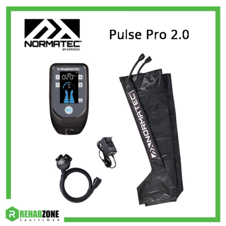 Normatec Pulse Pro 2.0 Leg Frame Rehabzone Singapore
