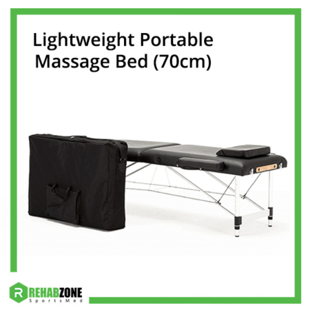 Lightweight Portable Massage Bed 70cm Frame Rehabzone Singapore